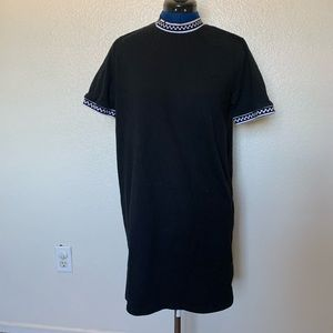 3/$50 Vans All Stakes Tee Dress jacquard  …